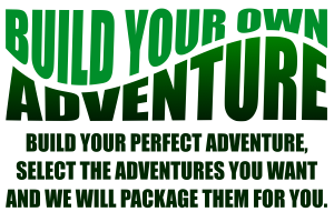 BUILD YOUR ADVENTURE