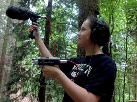 Recording Woodland Sounds