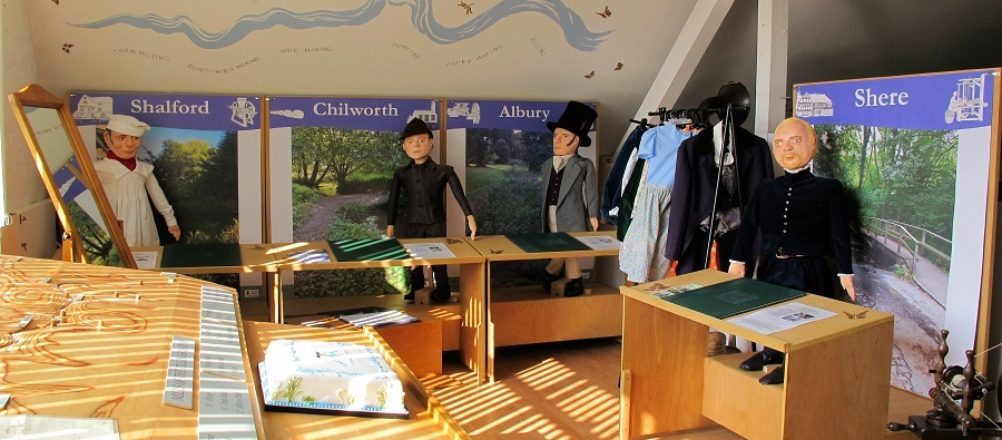 Tillingbourne Gallery at Shere Museum