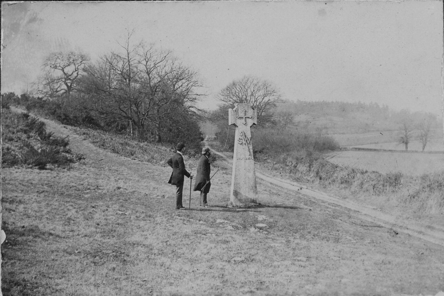 Wilberforce Memorial image copyright Dorking Museum