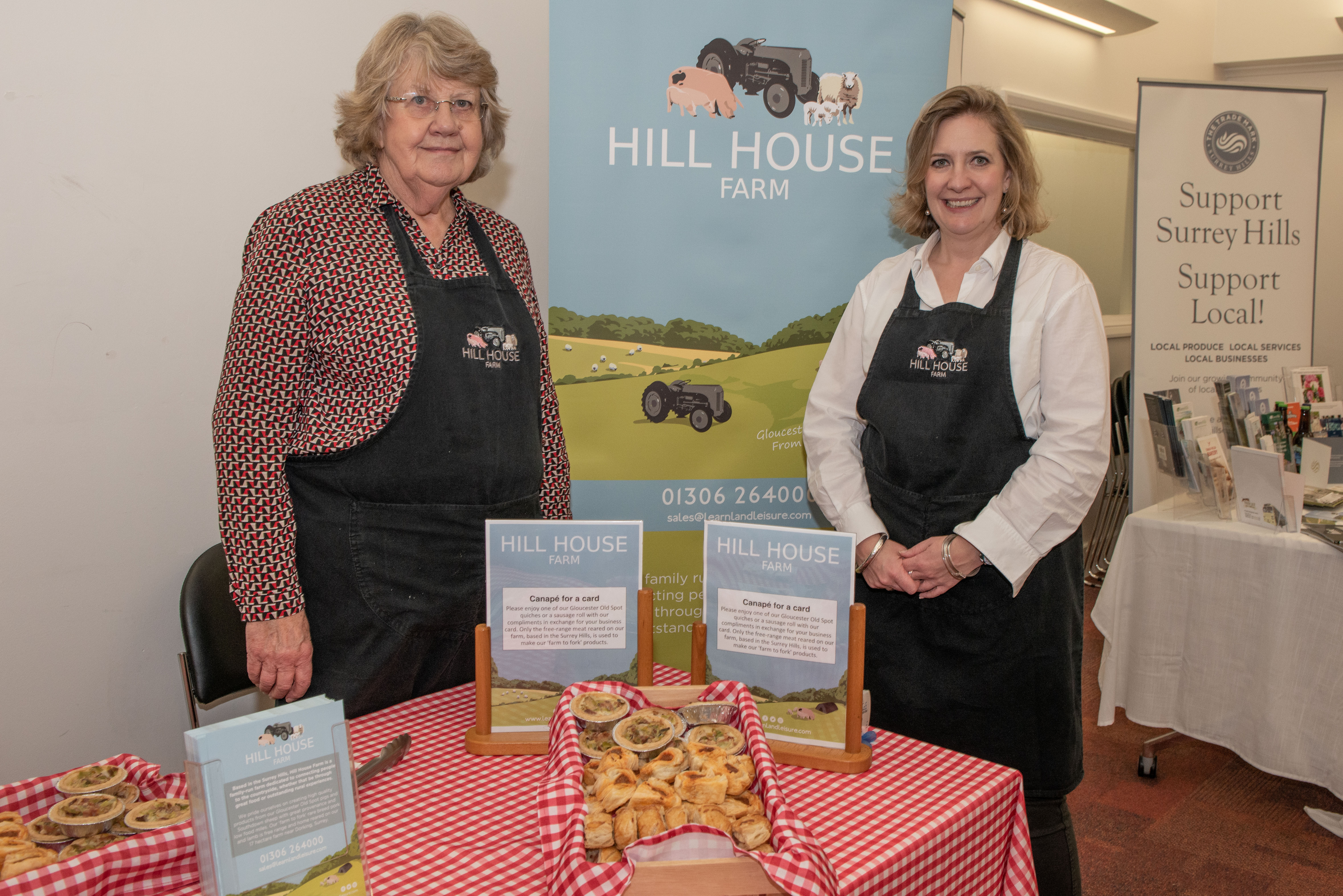Surrey Hills Enterprises member Hill House Farm