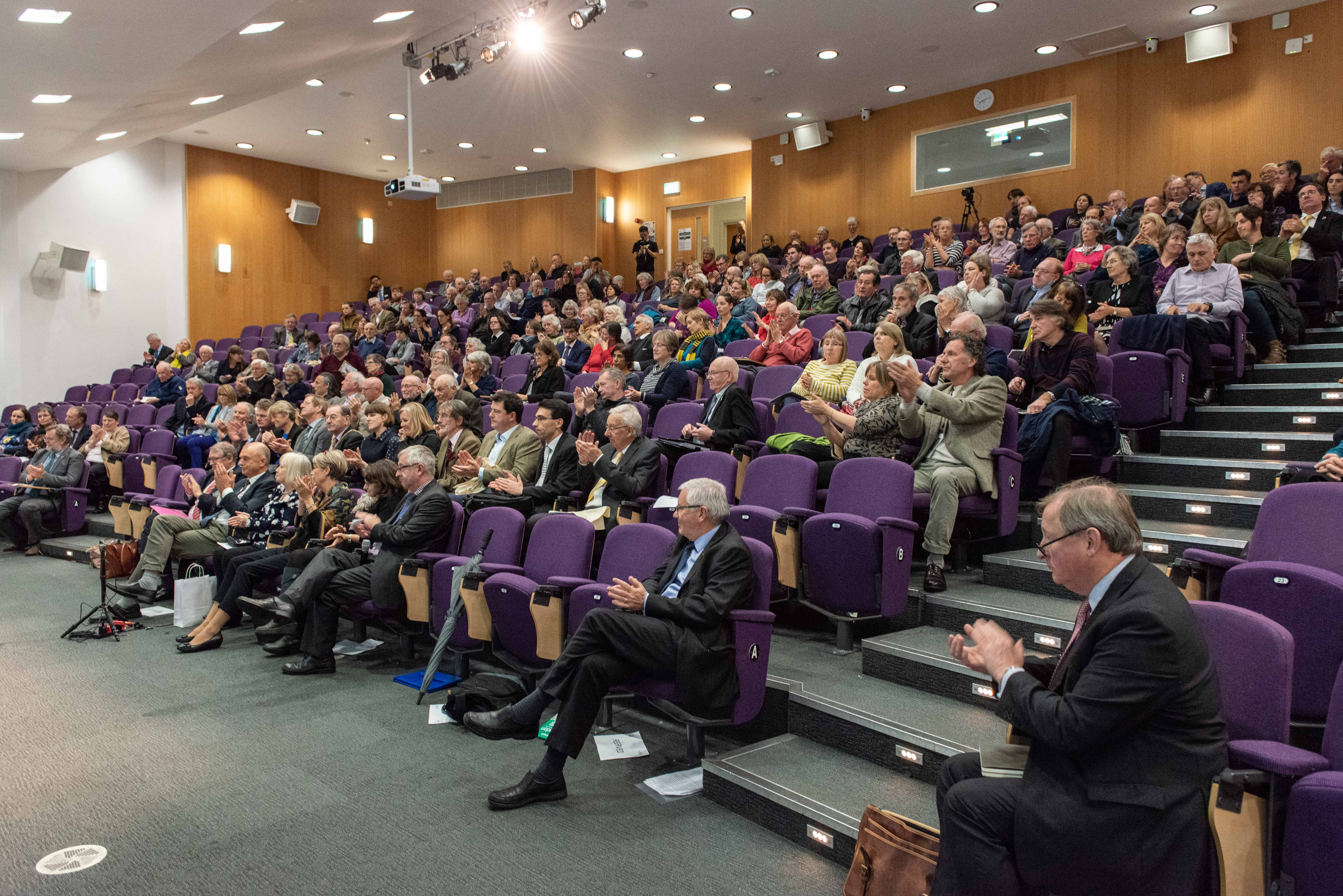 University of Surrey Lecture Theatre