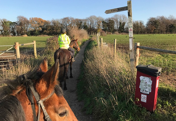 Ranmore to Polesden Ride 8