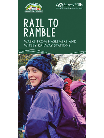Rail to Ramble Haslemere to Godalming