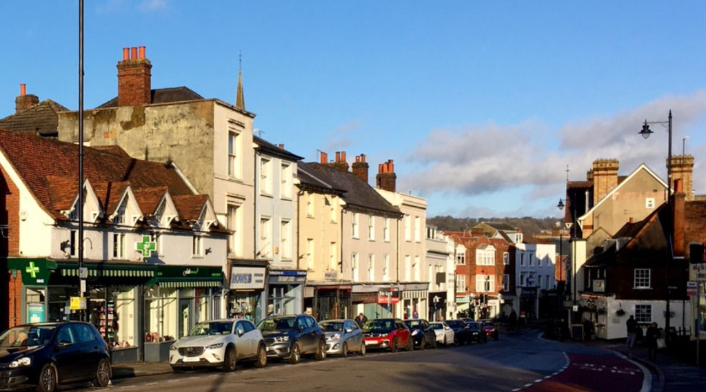 dorking-town-high-street