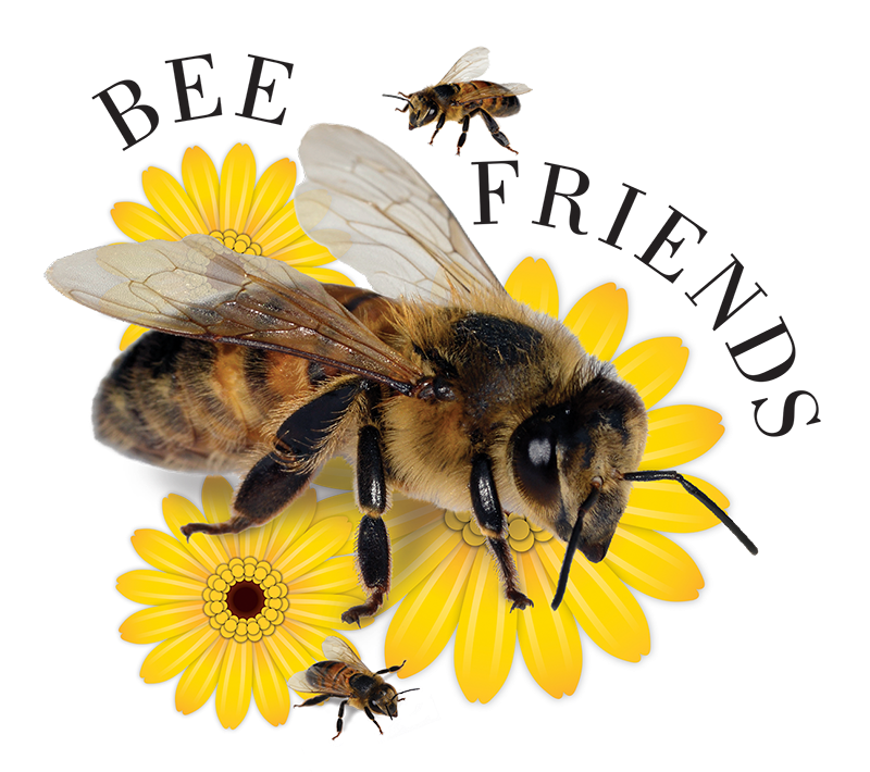 Bee-Friends-logo