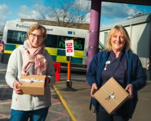 Key Worker Care Packs hospital delivery
