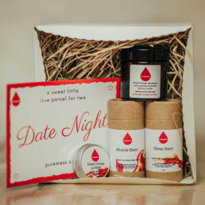 Valentine's Day: Date Night from Puremess